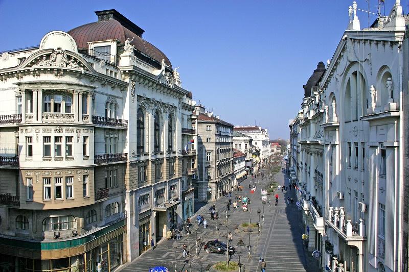 Нова Година во Белград