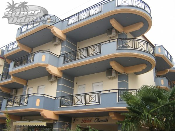 Апартман хотел Океанис