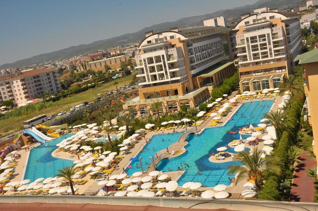 АЛАНИЈА - Hedef Resort Hotel*****