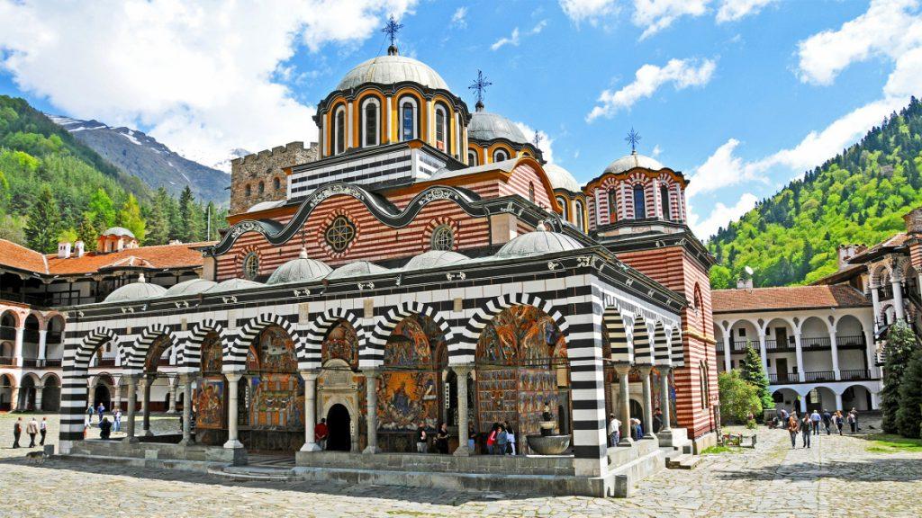Рилски манастир - БУГАРИЈА