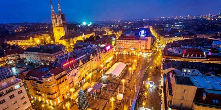 """8 ДЕКЕМВРИ: ЗАГРЕБ -CHRISTMAS MARKET+шопинг во """"ИКЕА"""""""
