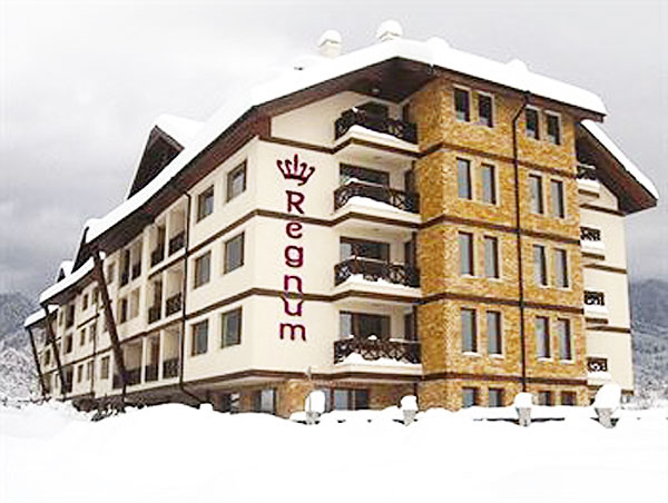 "БАНСКО: Хотел ""Regnum"" 5*"
