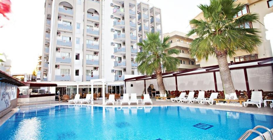 HOTEL DABAKLAR 4****
