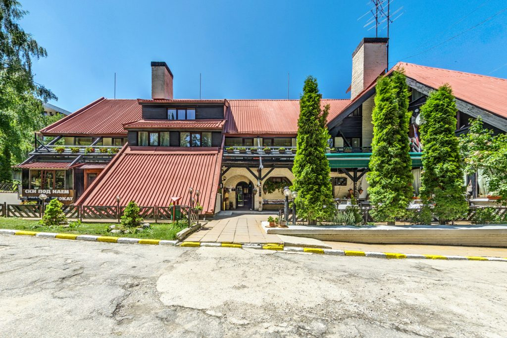 Hotel Breza 3*