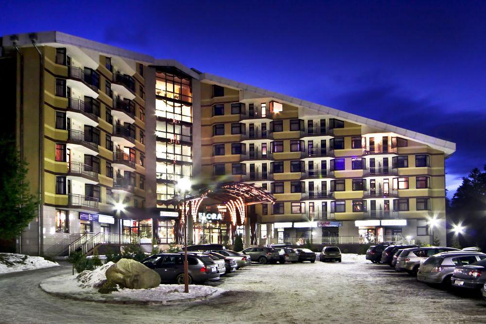 Hotel Flora Complex 4*