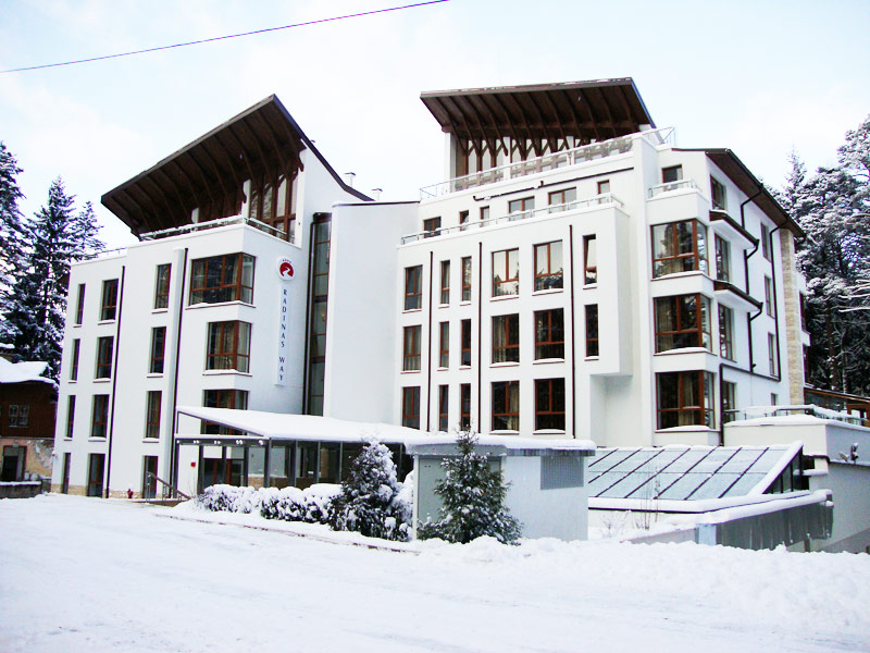 Hotel Radinas Way 4*